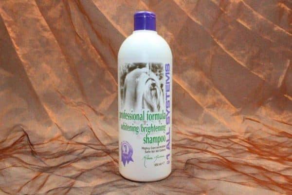 1 All Systems Professionel Formula Whitening Shampoo 473 ml 1 600x400 - #1 All Systems, Professionel Formula Whitening Shampoo, 473 ml