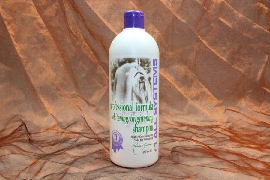 #1 All Systems, Professionel Formula Whitening Shampoo, 473 ml
