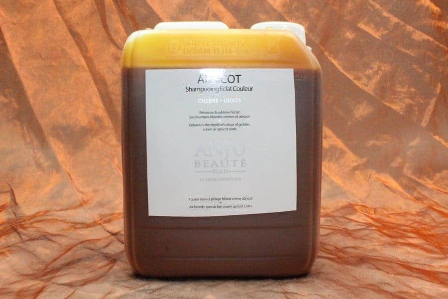 Anju-Beauté, Abricot Shampoo, 2500 ml