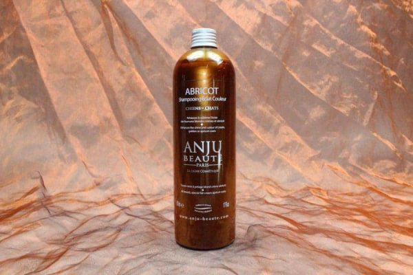 Anju Beauté Abricot Shampoo 500 ml 1 600x400 - Anju-Beauté, Abricot Shampoo, 500 ml