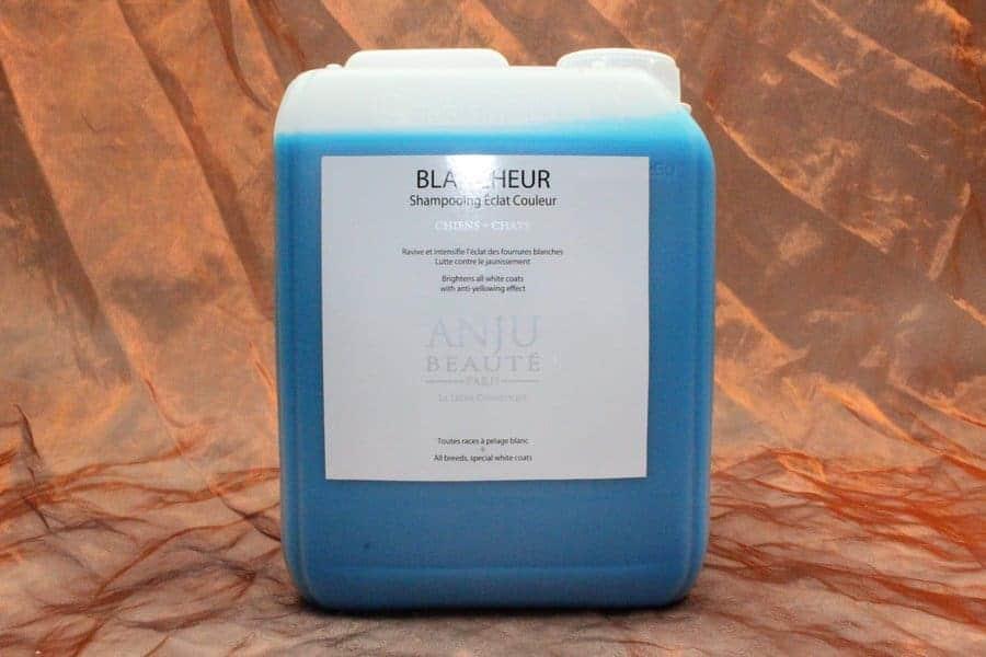 Anju-Beauté, Blancheur Shampoo, 2500 ml