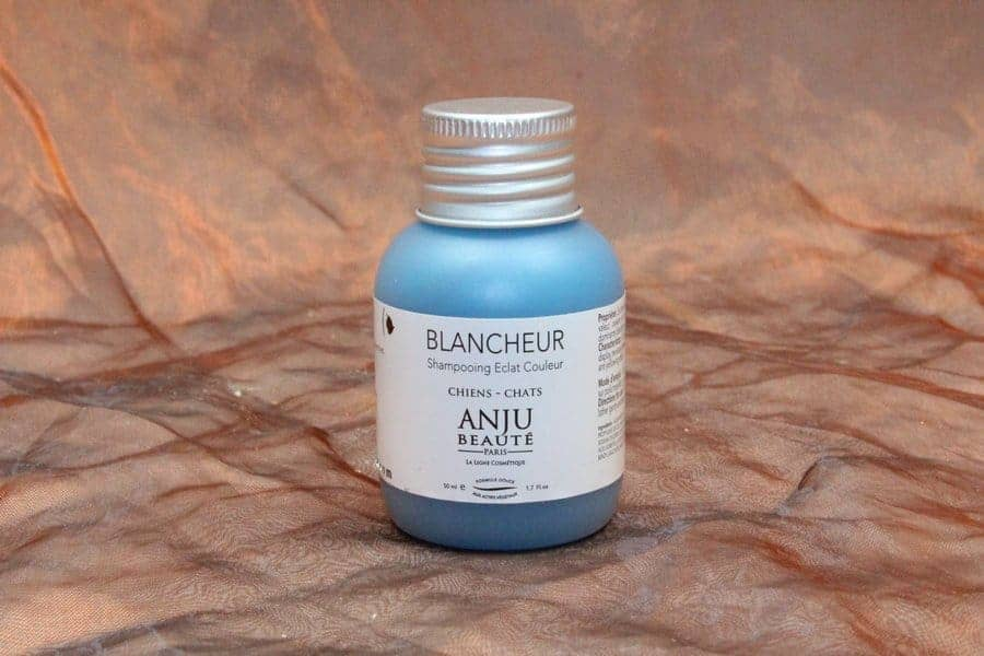 Anju-Beauté, Blancheur Shampoo,50 ml