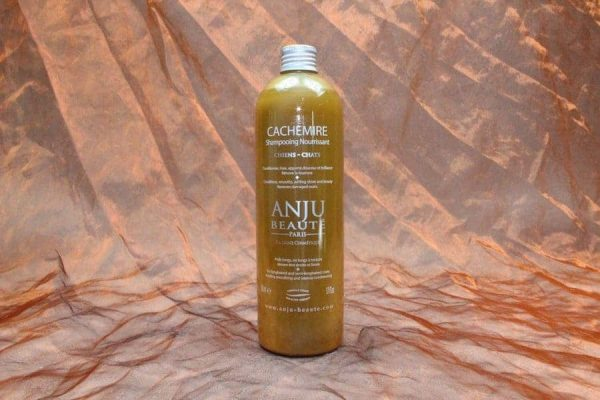 Anju Beauté Cachemire Shampoo 500 ml 1 600x400 - Anju-Beauté, Cachemire Shampoo, 500 ml