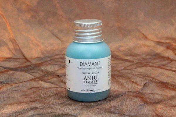 Anju Beauté Diamant Shampoo 50 ml 1 600x400 - Anju-Beauté, Diamant Shampoo, 50 ml