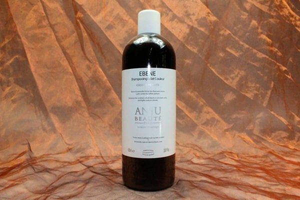 Anju Beauté Ebene Shampoo 1000 ml 1 600x400 - Anju-Beauté, Ebene Shampoo, 1000 ml