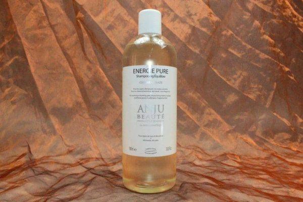 Anju Beauté Energie Pure Shampoo 1000 ml 1 600x400 - Anju-Beauté, Energie Pure Shampoo, 1000 ml