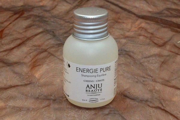 Anju Beauté Energie Pure Shampoo 50 ml 1 600x400 - Anju-Beauté, Energie Pure Shampoo,50 ml