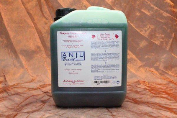 Anju Beauté Herbal Shampoo 2500 ml 1 600x400 - Anju-Beauté, Herbal Shampoo, 2500 ml