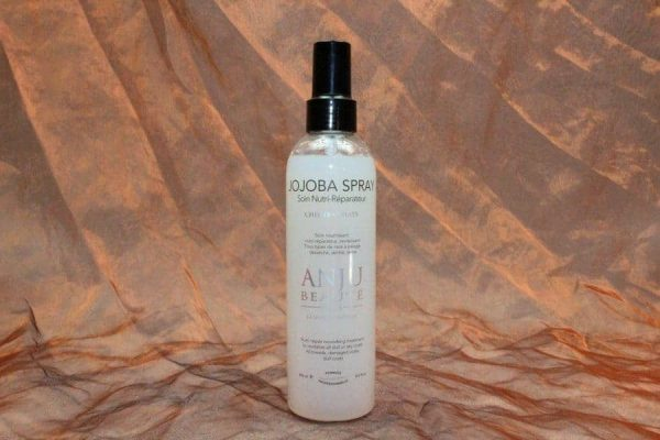 Anju Beauté Jojoba Spray 250 ml 1 600x400 - Anju-Beauté, Jojoba Spray, 250 ml