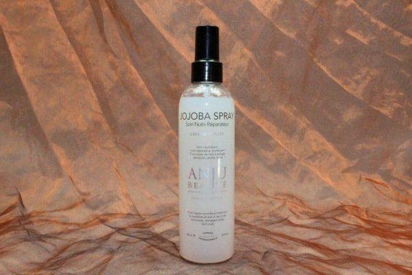 Anju Beauté Jojoba Spray 250 ml 1 600x400 - Anju-Beauté, Jojoba Spray, 250 ml