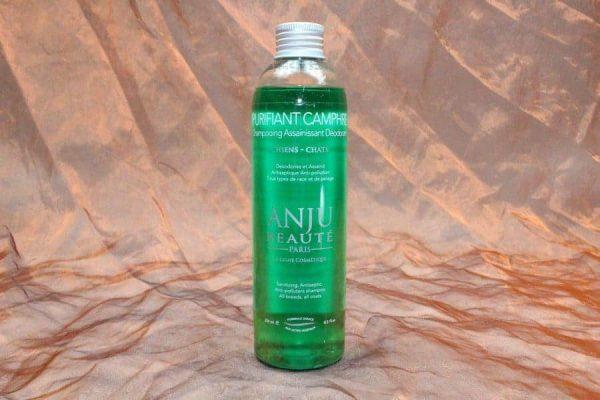 Anju Beauté Purifiant Camphre Shampoo 250 ml 1 600x400 - Anju-Beauté, Purifiant Camphre Shampoo, 250 ml