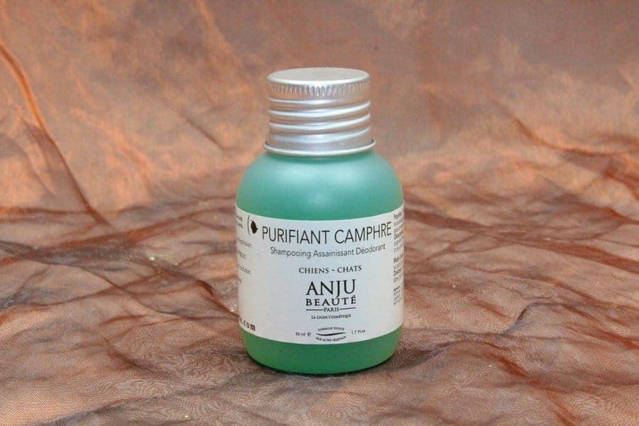 Anju-Beauté, Purifiant Camphre Shampoo,50 ml
