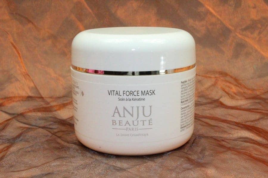 Anju-Beauté, Vital Force Keratin Masker, 250 ml