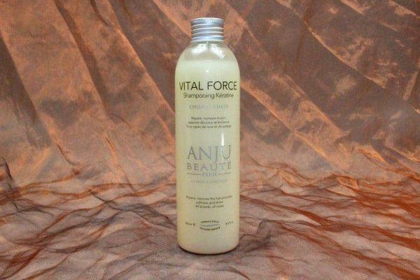 Anju Beauté Vital Force Shampoo 250 ml 1 600x400 - Anju-Beauté, Vital Force Shampoo, 250 ml