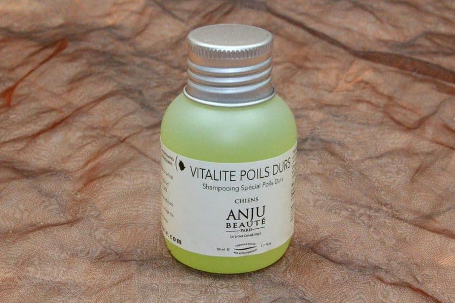 Anju-Beauté, Vitalité Poils Durs Shampoo,50 ml