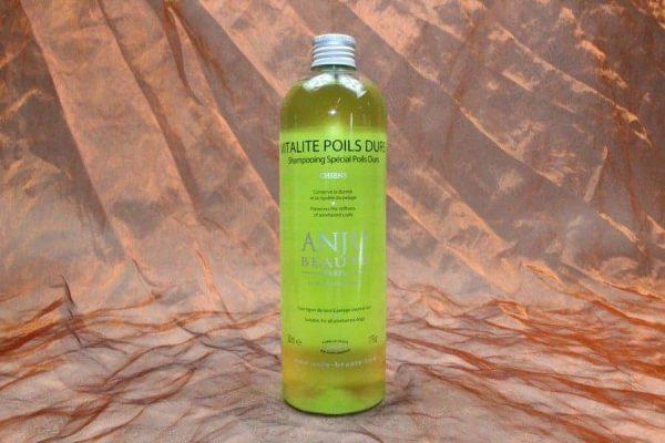 Anju Beauté Vitalité Poils Durs Shampoo 500 ml 1 600x400 - Anju-Beauté, Vitalité Poils Durs Shampoo, 500 ml