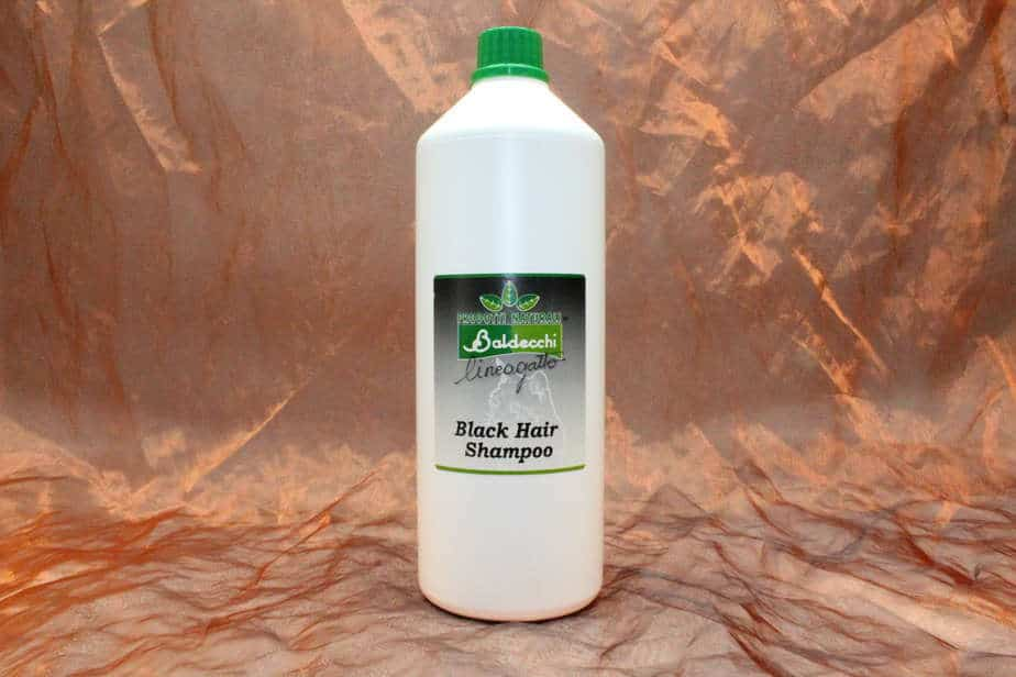 Baldecchi, Black Hair Shampoo (Cat), 1000 ml