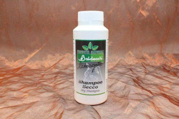 Baldecchi Dry Shampoo Cat 100 gram 2 600x400 - Baldecchi, Dry Shampoo (Cat), 100 gram