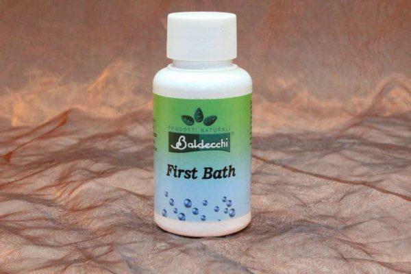 Baldecchi First Bath 50 ml 2 600x400 - Baldecchi, First Bath, 50 ml