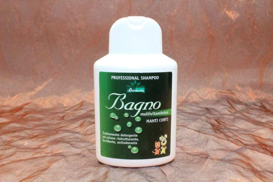 Baldecchi, Multi-Vitaminic Bath Short Hair, 250 ml