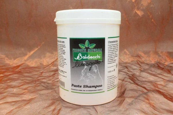 Baldecchi Paste Shampoo Cat 1000 ml 2 600x400 - Baldecchi, Paste Shampoo (Cat), 1000 ml