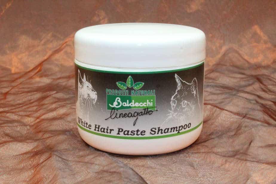 Baldecchi, Paste Shampoo for White Hair (Cat), 250 ml