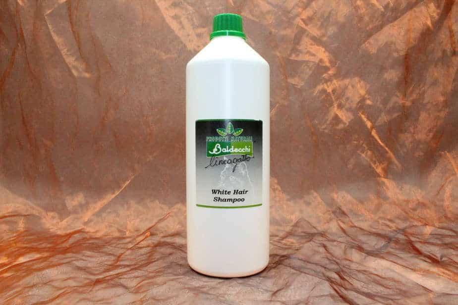Baldecchi, White Hair Shampoo (Cat), 1000 ml