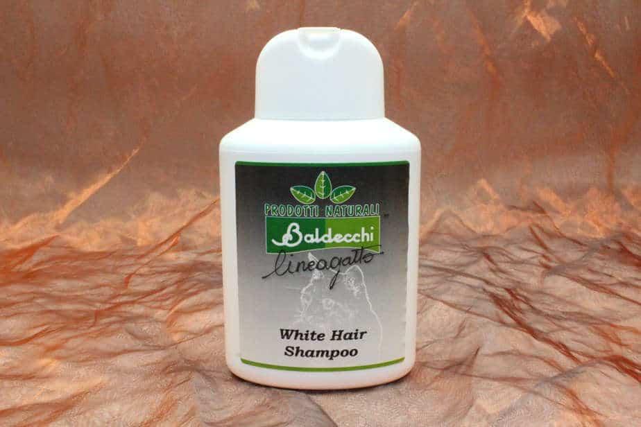 Baldecchi, White Hair Shampoo (Cat), 250 ml