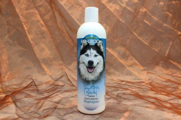Bio Groom Extra Body Texturizing Shampoo 355 ml 2 600x400 - Bio-Groom, Extra Body Texturizing Shampoo, 355 ml