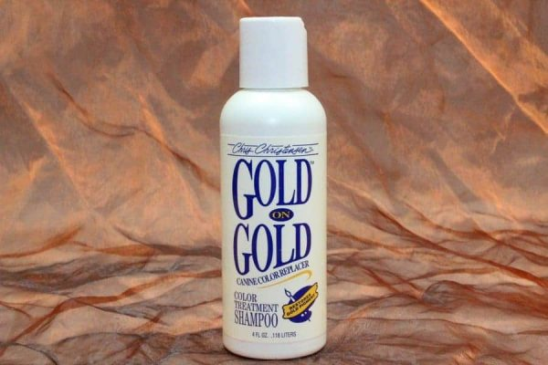 Chris Christensen Gold On Gold Shampoo 118 ml 1 600x400 - Chris Christensen, Gold On Gold Shampoo, 118 ml