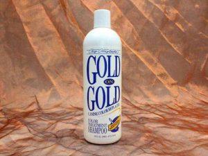 Chris Christensen Gold On Gold Shampoo 473 ml 2 300x225 - Chris Christensen, Gold On Gold Shampoo, 473 ml