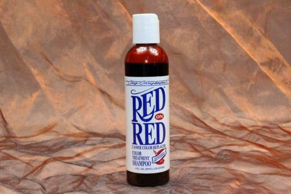Chris Christensen Red On Red Shampoo 118 ml 2 600x400 - Chris Christensen, Red On Red Shampoo, 118 ml