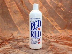 Chris Christensen Red On Red Shampoo 473 ml 2 300x225 - Chris Christensen, Red 0n Red Shampoo,118 ml