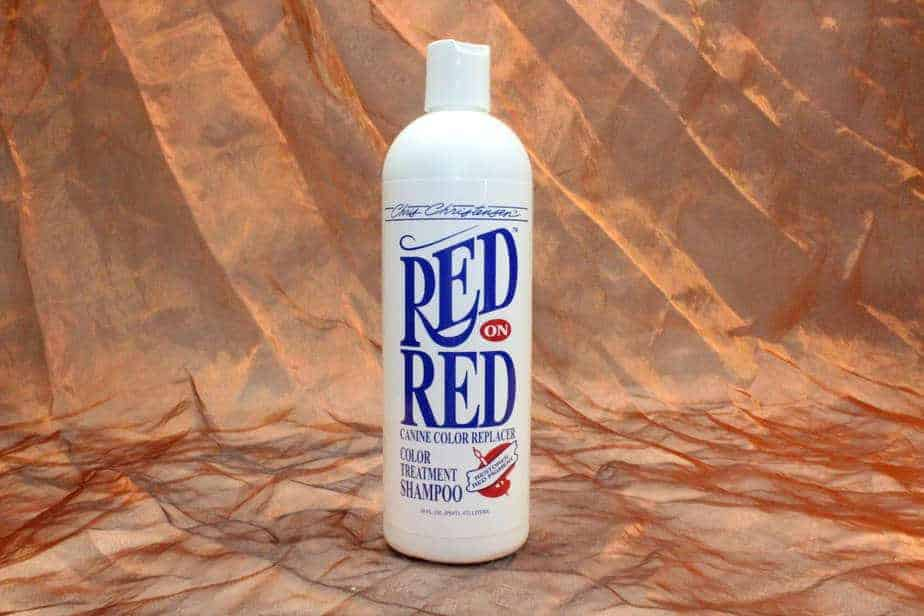 Chris Christensen, Red 0n Red Shampoo,473 ml