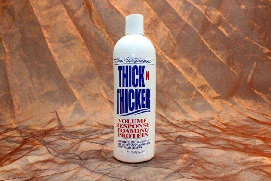Chris Christensen, Thick 'n Thicker Response Foming Protein, 473 ml