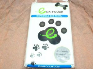 Enki Pooch Disposable Dog Towel 2 300x225 - [:nl]Enki Pooch Single Use Dog Towel,1 Pcs.[:en]Enki Pooch Single Use Dog Towel,1 Pcs.[:de]Enki Pooch Single Use Dog Towel,1 Pcs.