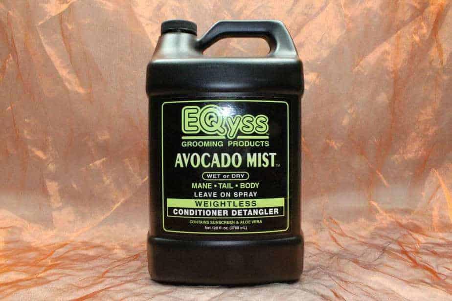 Eqyss, Avocado Mist Detangler spray (EQ), 3800 ml