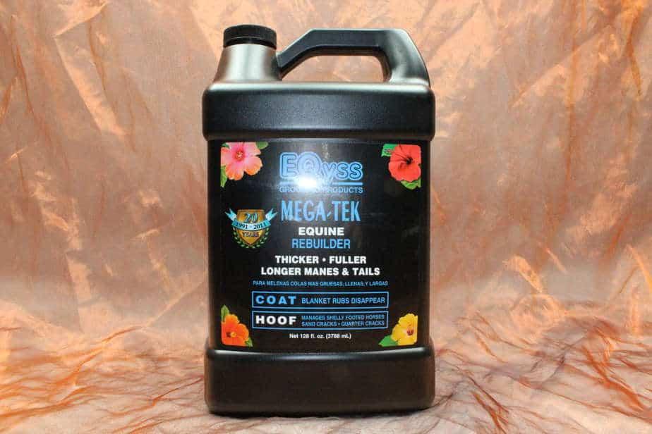Eqyss, Mega-Tek Coat Rebuilder (PET), 3800 ml