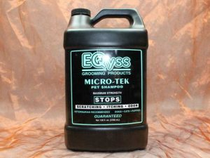 Eqyss Micro Tek Medicated Shampoo PET 3800 ml 2 300x225 - Eqyss, Premier Shampoo (PET), 3800 ml