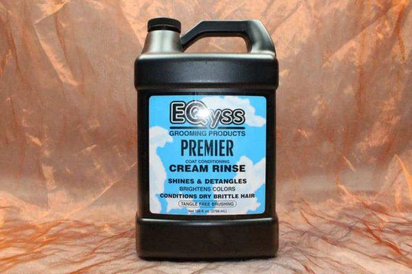 Eqyss Premier Cream Rinse PET 3800 ml 2 600x400 - Eqyss, Premier Cream Rinse (EQ), 3800 ml