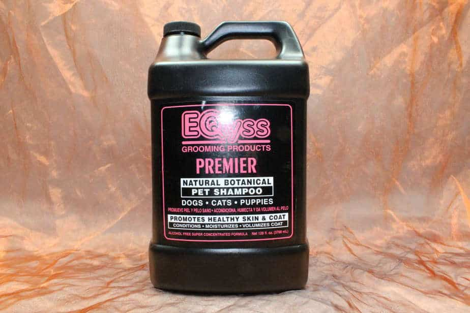 Eqyss, Premier Shampoo (EQ), 3800 ml