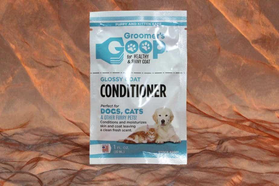 Groomers-Goop, Conditioner, Proefverpakking – 1 per klant, 28 ml