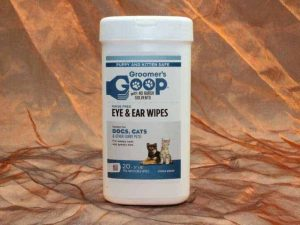 Groomers Goop Ear and Eye Wipes 20 Pcs. 2 300x225 - Groomers-Goop, Oog en Oren Doekje, 20 Pcs.