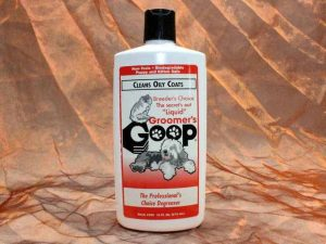 Groomers Goop Liquid old packaging 473 ml 2 300x225 - Groomers-Goop, Liquid, (oude verpakking), 473 ml