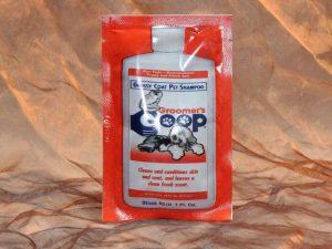 Groomers Goop Shampoo Trial packaging 1 per customer 28 ml 300x225 - Groomers-Goop, Shampoo, Proefverpakking - 1 per klant, 28 ml