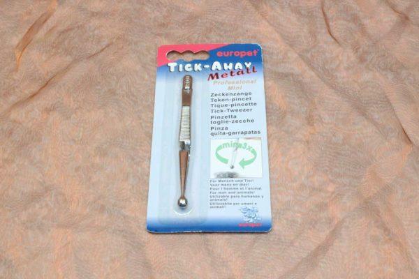 HPP Tick Tweezers 1 Pcs. 2 600x400 - TLC, Nummerclip, 1 Pcs.
