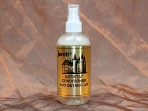 Jerob Anti Stat Conditioner Detangler 236 ml 1 300x225 - Jerob, Anti-Stat Conditioner & Detangler, 236 ml