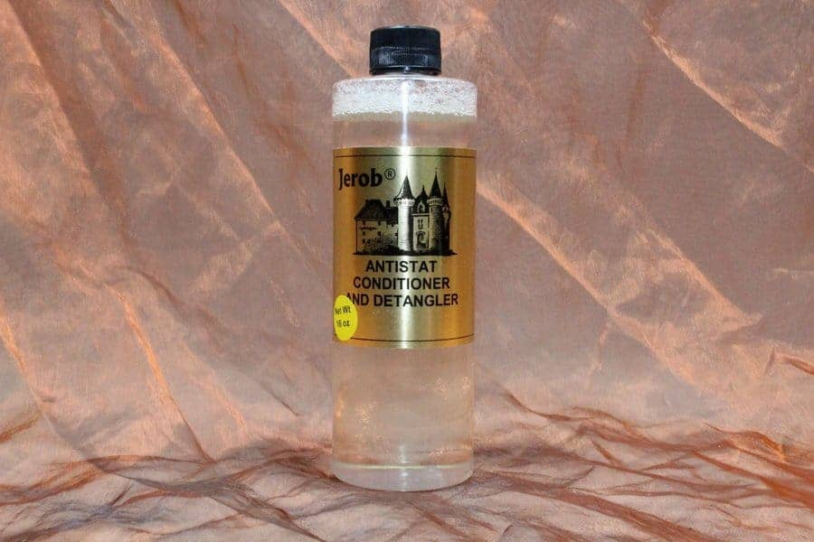 Jerob, Anti-Stat Conditioner & Detangler,473 ml