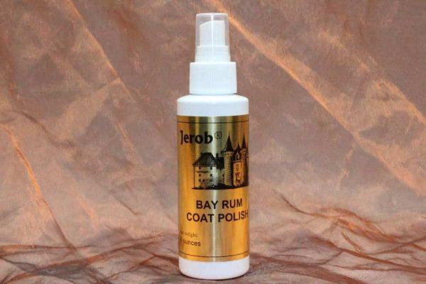 Jerob Bay Rum Coat Polish