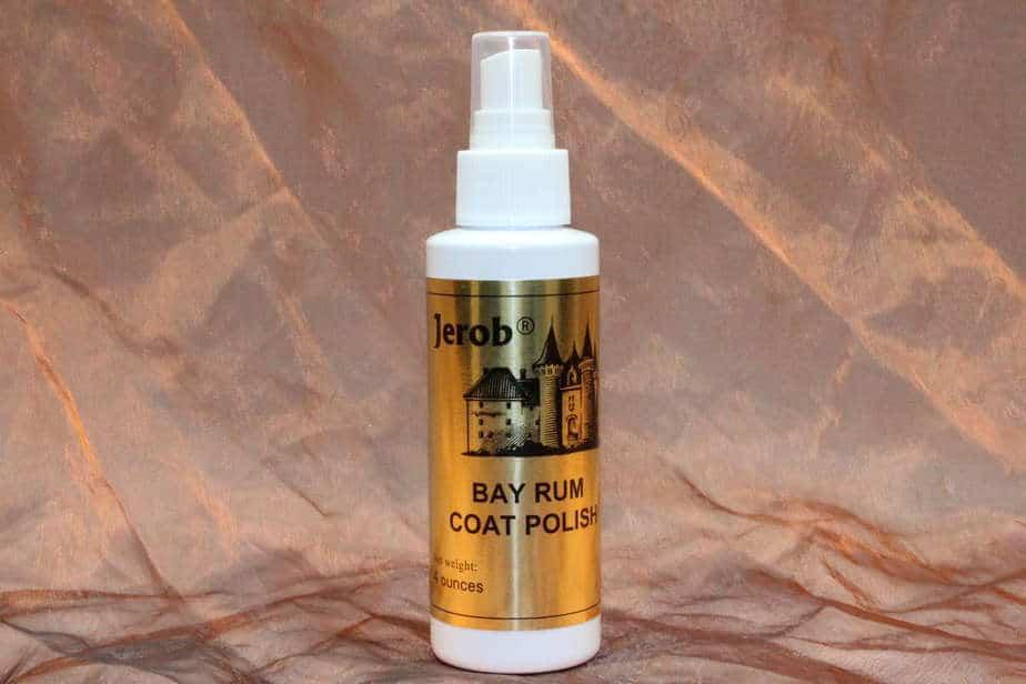 Jerob, Bay Rum Coat Polish, 118 ml